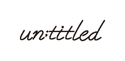 アンタイトルのロゴ